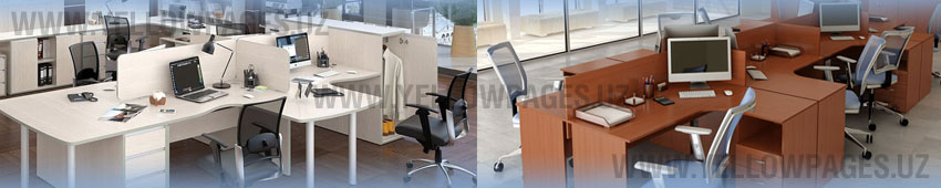 Office furniture companies in Uzbekistan