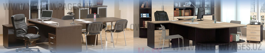 Addresses of office furniture companies in Uzbekistan